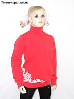 Детский свитер для девочки ИЗЯЩНЫЙ