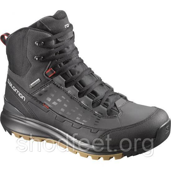 Ботинки Salomon KAIPO Mid GTX 372812