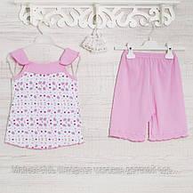 Пижамы детские, на девочку 116см, 1117GERDA хлопок-климакотон, в наличии 116,122,128 Рост, фото 2