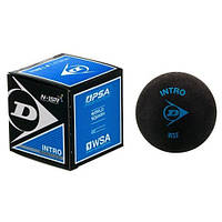 Мячи для сквоша Dunlop Intro 1