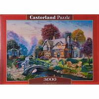 Пазлы Сказочная усадьба 3000 элементов Castorland