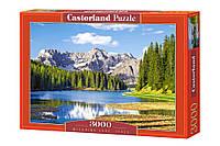 Пазлы Горный пейзаж 3000 элементов Castorland
