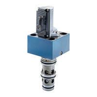 Гидрораспределители Bosch Rexroth 3WRCBH  непрямого действия  с индуктивным датчиком положения (Рексрот)