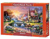Пазлы Отражение 3000 элементов Castorland