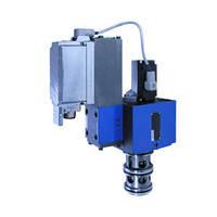 Гидрораспределители Bosch Rexroth 3WRCBEE непрямого действия, с индуктивным датчиком положения (Рексрот)