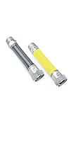 Шланги для подключения газовых счетчиков, газовых регуляторов и горелок