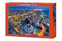 Пазлы Дубай 3000 элементов Castorland
