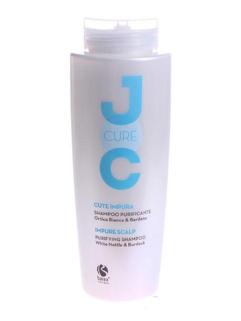 NEW Barex Joc Cure Очищаючий шампунь з екстрактом білої кропиви 250 мл.
