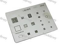 BGA трафарет для реболлинг Samsung Galaxy S3 I9300