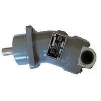 Гидромотор 210.20.11.20Б (шпоночный вал, резьба) аксиально-поршневой