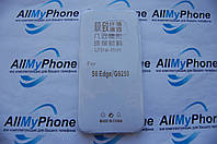 Чехол силиконовый для Samsung S6 EDGE G9250 0.5mm White