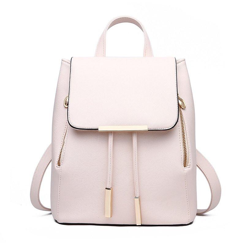 Рюкзак женский городской Swan white