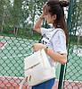 Рюкзак женский Swan white, фото 5