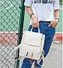 Рюкзак женский городской Swan white, фото 4