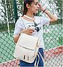 Рюкзак женский городской Swan white, фото 7