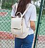 Рюкзак женский Swan white, фото 6