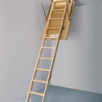 Чердачная лестница LWS-280 Fakro Smart 60х120