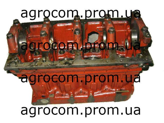 Блок цилиндров МТЗ-80, МТЗ-82 (Д-240, 243)