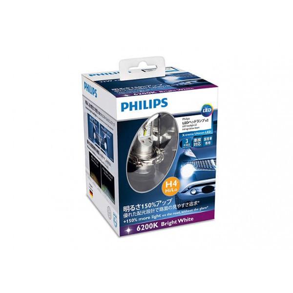 Philips H4 led X-treme Ultinon