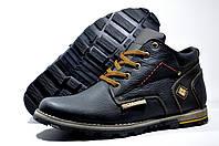Мужские зимние ботинки Columbia кожа
