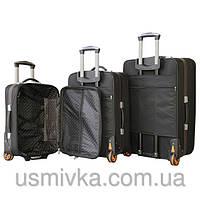 Современный чемодан на 2-х колесах SS510511130, фото 1