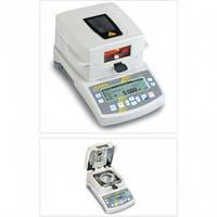 Анализатор влажности (Влагомер) KERN MLS50-3HA160