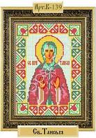 Схема бісером Св. Преподобная Таисия
