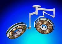 Операционный светильник SURGILUX BHC-702/502 Светильник потолочного крепления 7/5-ламповый