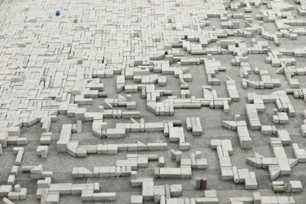 Для PinchukArtCentre: формы для масштабной инсталляции, изделия из бетона 5