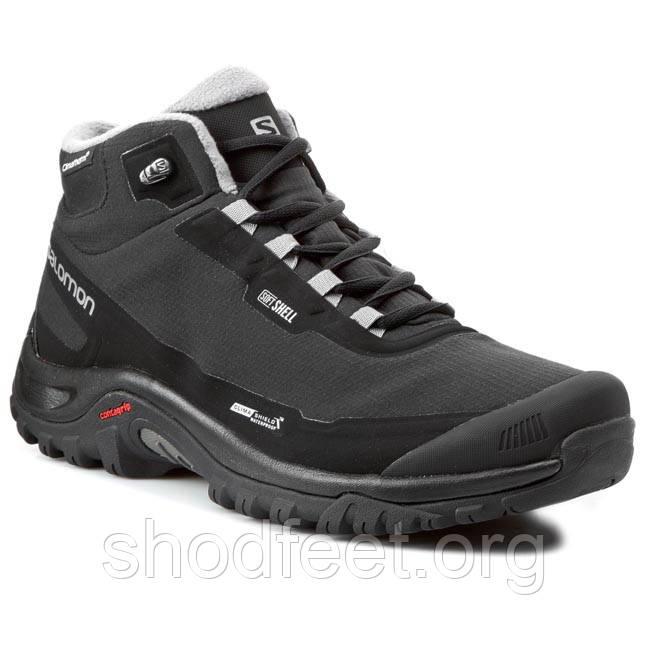 Ботинки Salomon Shelter CS WP 372811   (41 1/3; 46р)