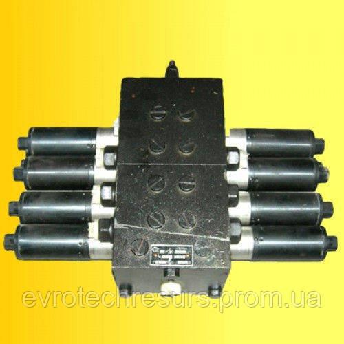 Гидрораспределитель 4МРЭ50-05 с электромагнитным управлением 12V