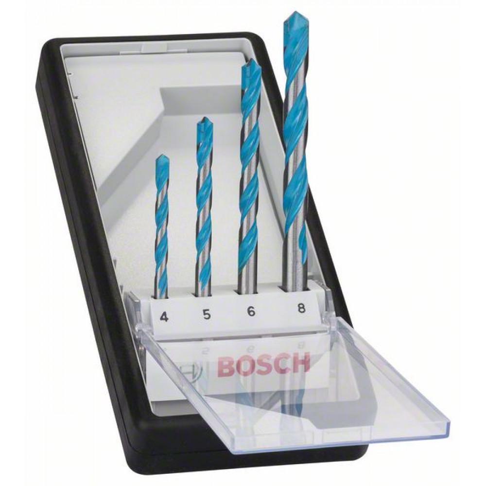Набор Bosch Robust Line CYL-9 MultiConstruction 4 шт, 2607010521
