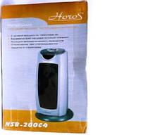 Тепловентилятор  QUARTZ HEATER HOROS NSB-200C 4 CERAMIC, обогреватель электрический, тепловентилятор для дома
