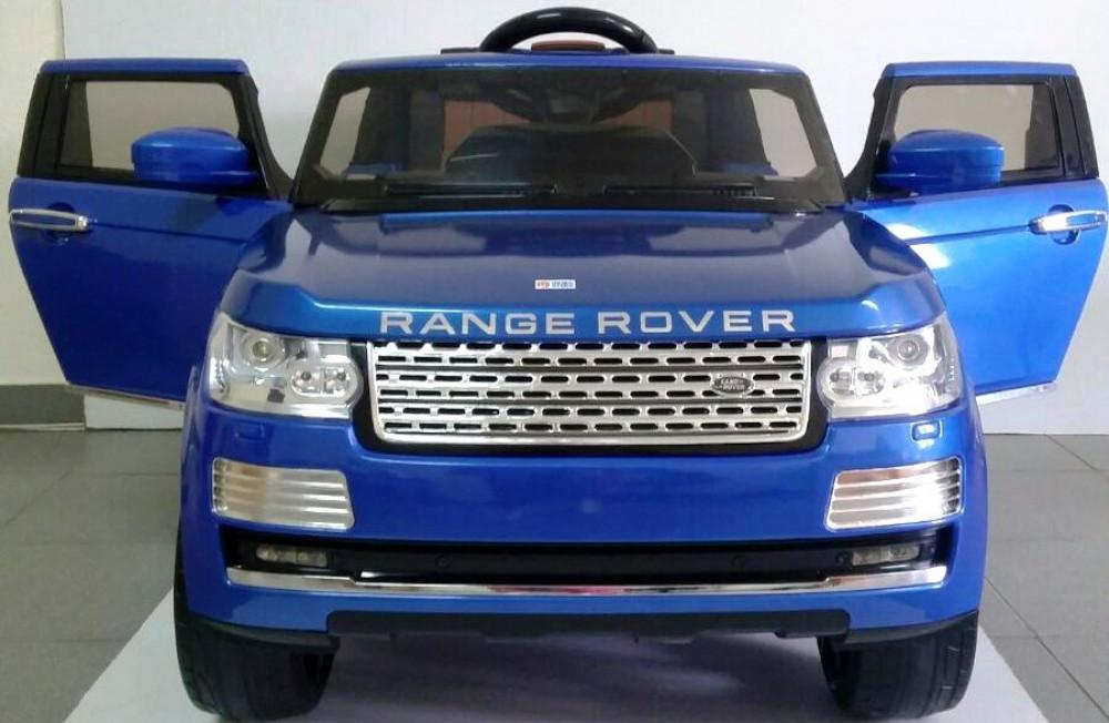 Детские электромобиль Range Rover 6628 в покраске