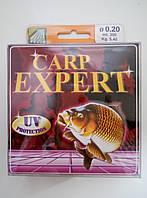 Леска карповая Carp Expert UV 300м, 0.20мм