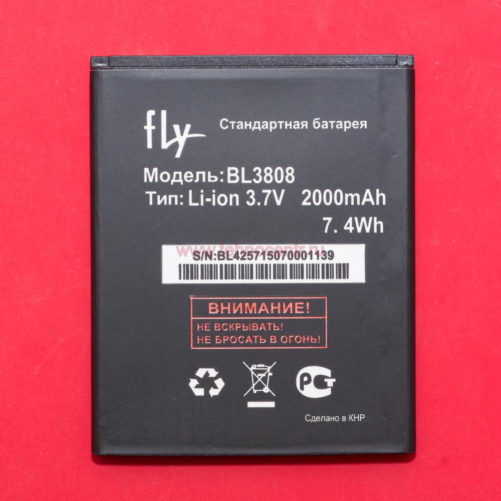 Акумулятор батарея FLY BL3808