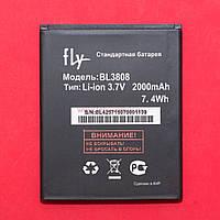 Аккумулятор батарея FLY IQ456 ERA Life 2
