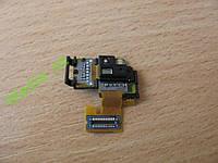 Sony Xperia V LT25i шлейф с датчиками оригинал
