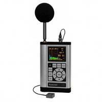 Шумомер-виброметр АССИСТЕНТ SI V3 (шум+вибрация +инфразвук 3 переключаемых канала)