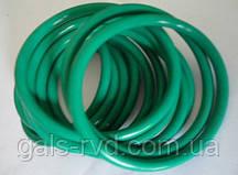 Кольцо фторкаучук 011-014-19 FKM зелёный цвет  ТУ 38 105646-78