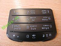 Nokia 6700 classic клавиатура черная 02692H8