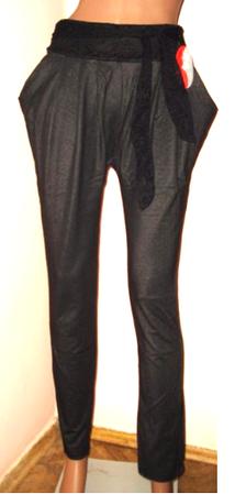 Лосины-брюки джинс c карманами M,L,XL