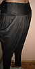 Лосины-брюки джинс c карманами M,L,XL, фото 2