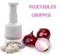 Измельчитель, овощерезка - onions vegetables Chopper, фото 1
