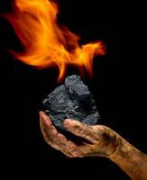 Каменный уголь антрацит АО 25-50 в мешках
