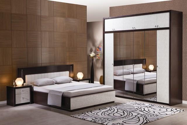 Спальня Оливье Эмбавуд