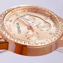 89f78dda8863 Женские наручные часы GENEVA Swarovski розовое золото  продажа, цена ...