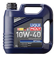 Моторное масло ликви моли  SAE 10W-40 OPTIMAL — Германия