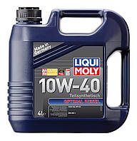 Масло моторное ликви моли  SAE 10W-40OPTIMAL Diesel — Гермния