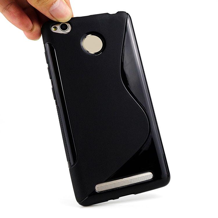 Чехол для Xiaomi Redmi 3 Pro / Redmi 3S Черный, фото 1